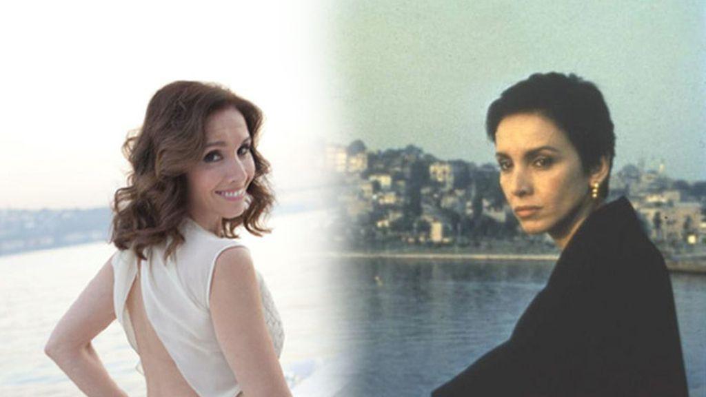 Ana Belén vuelve a Estambul 20 años después de la 'Pasión turca'