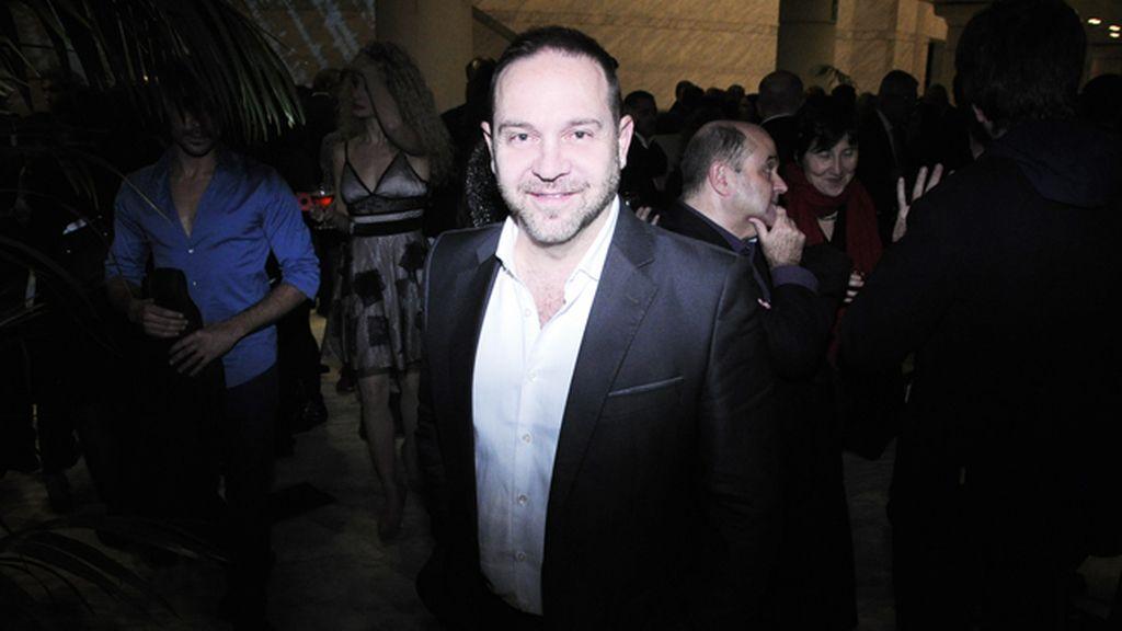 """Miguel Ferrari, director de la cinta """"Azul y no tan rosa"""", nominada al Goya a mejor película hispanoamericana"""