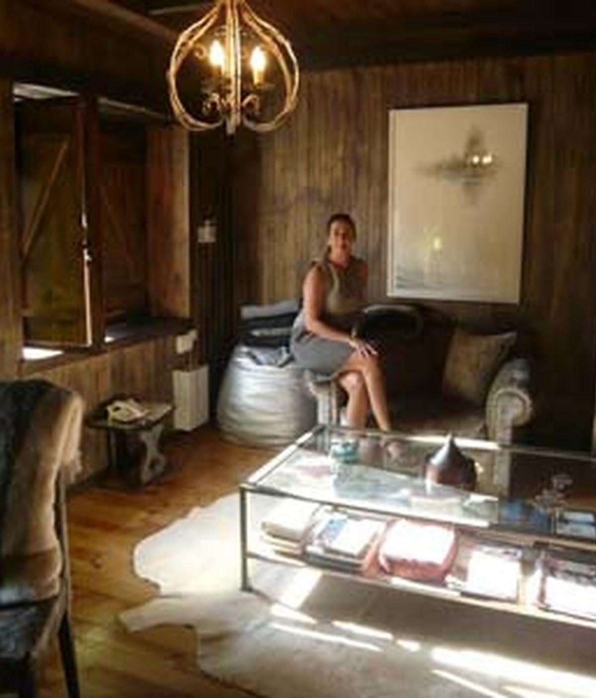 Carmen Martínez-Bordiú en su casa de Santander. Foto: Idealista.com