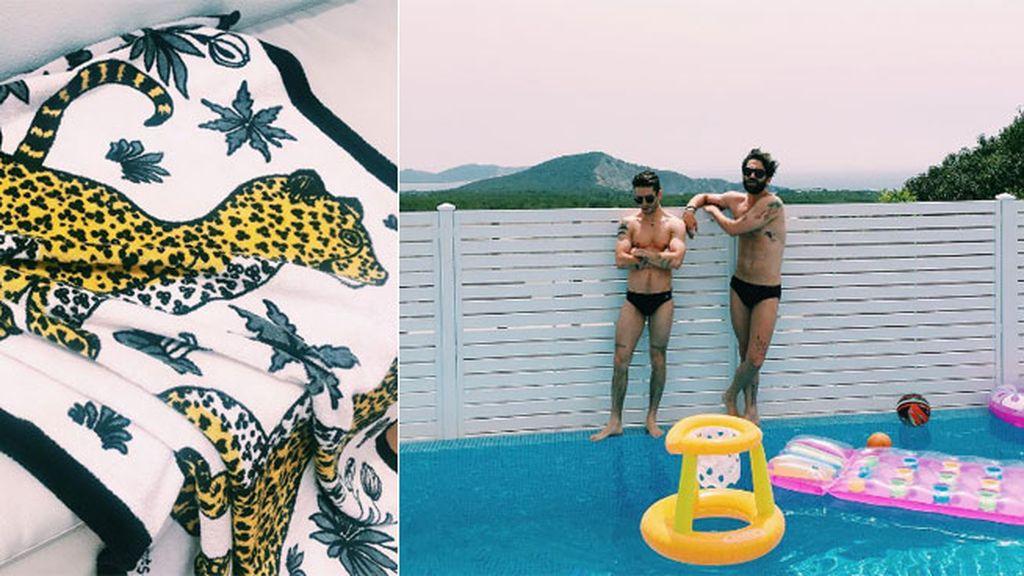 #Pelayo30Ibiza, el 'hashtag' con el que narran la fiesta foto a foto
