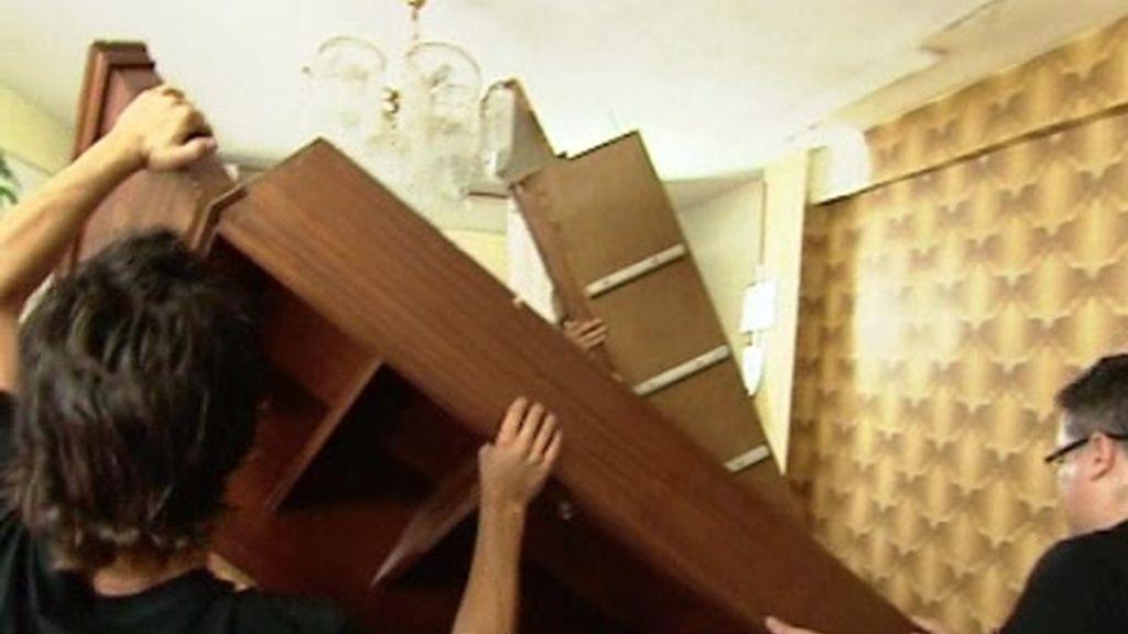 Promo Reforma Sorpresa: ¿Qué hacéis en mi casa?