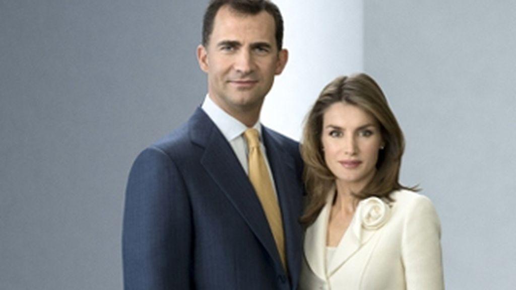 La Casa Real actualiza las fotos de los príncipes