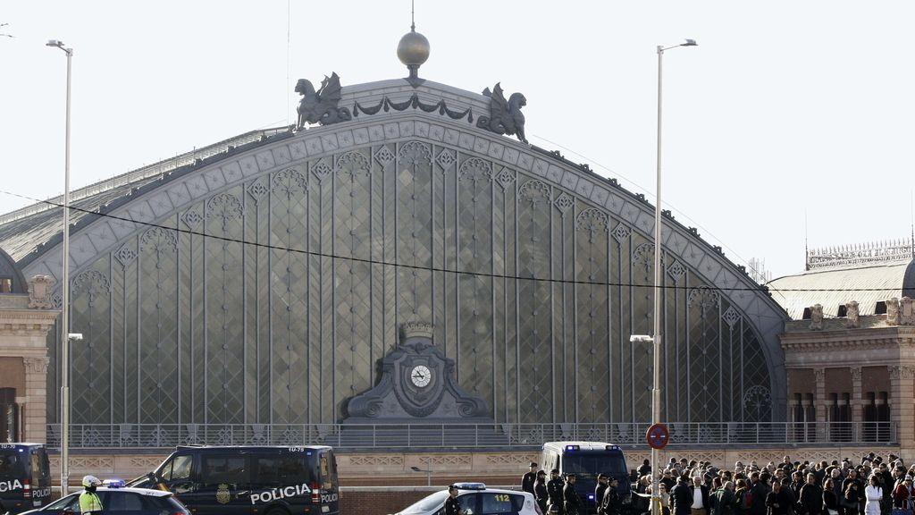 En libertad con cargos el detenido por la amenaza de bomba en Atocha