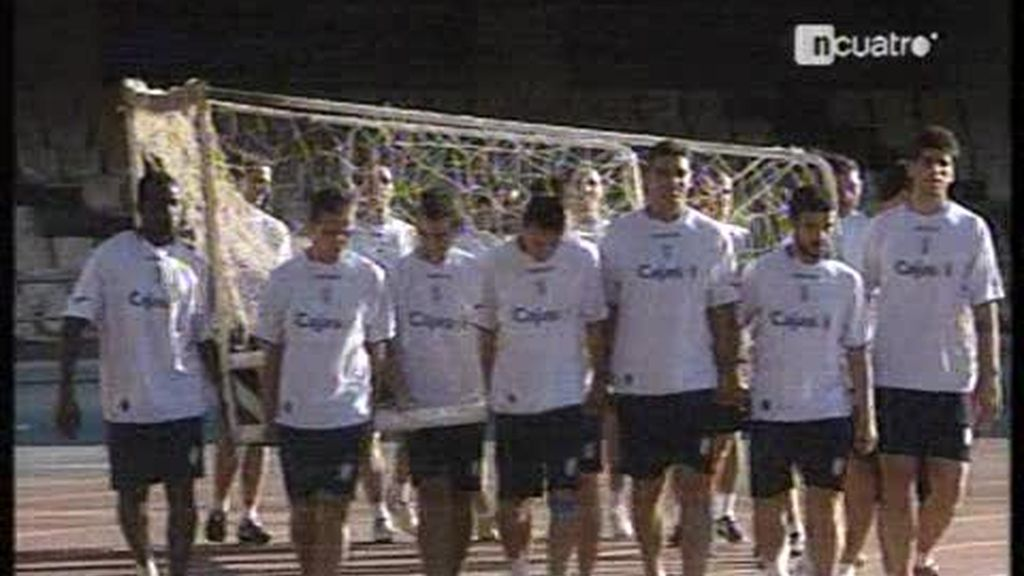 El Xerez debuta en el Santiago Bernabéu