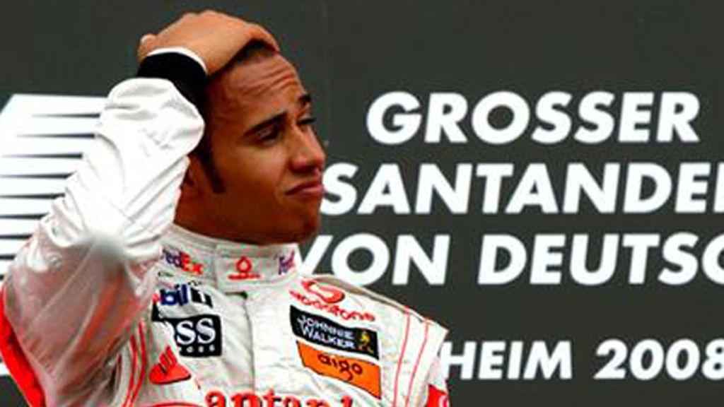 Hamilton gana el GP de Alemania