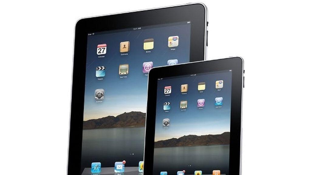 Así sería el iPad Mini de Apple