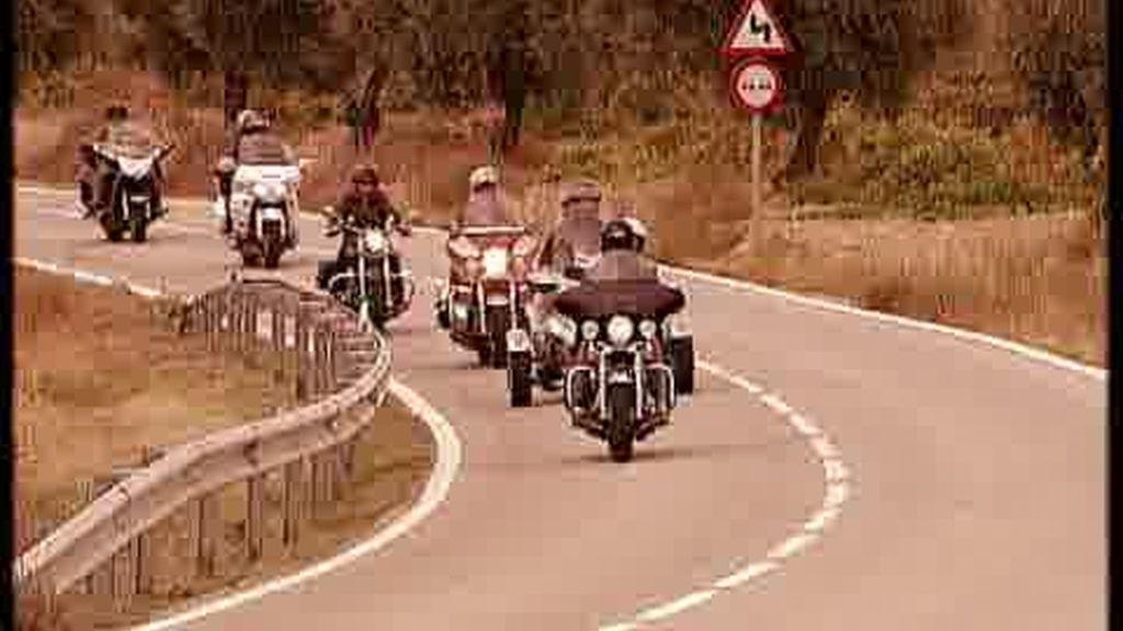 La vuelta a España en Harley