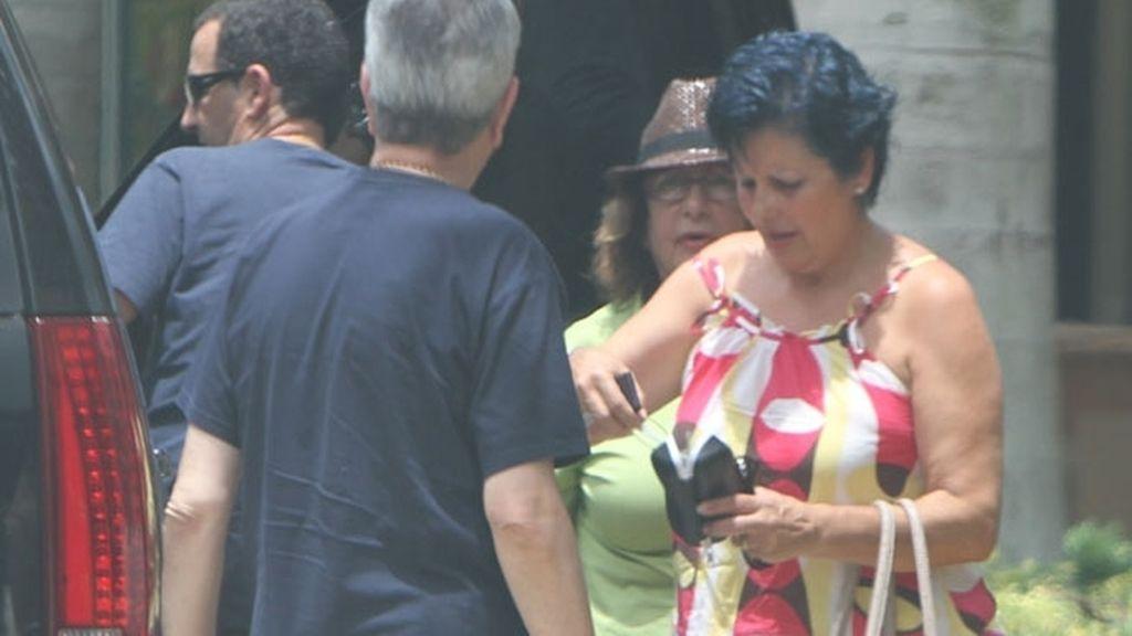 María Pizarro, madre de Alejandro Sanz. Foto: GTRES
