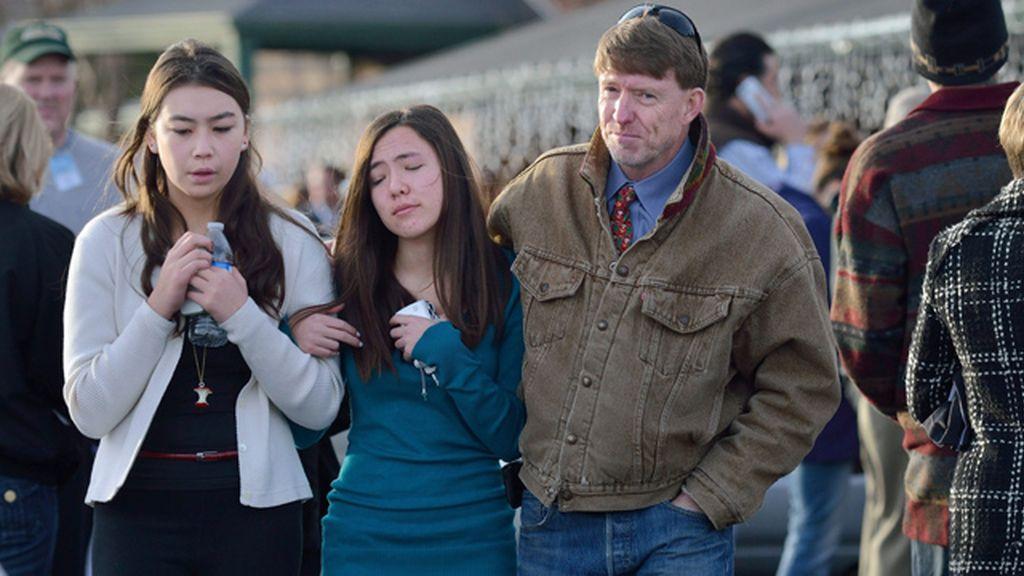 Identifican a un estudiante de 18 años como autor del tiroteo en un instituto de Denver