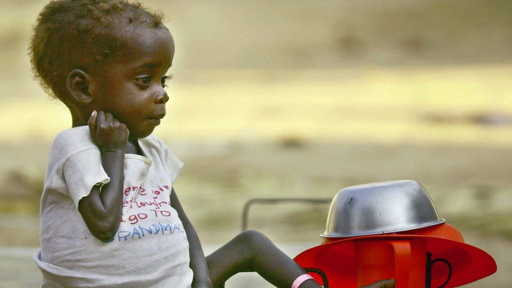 795 millones de personas siguen pasando hambre
