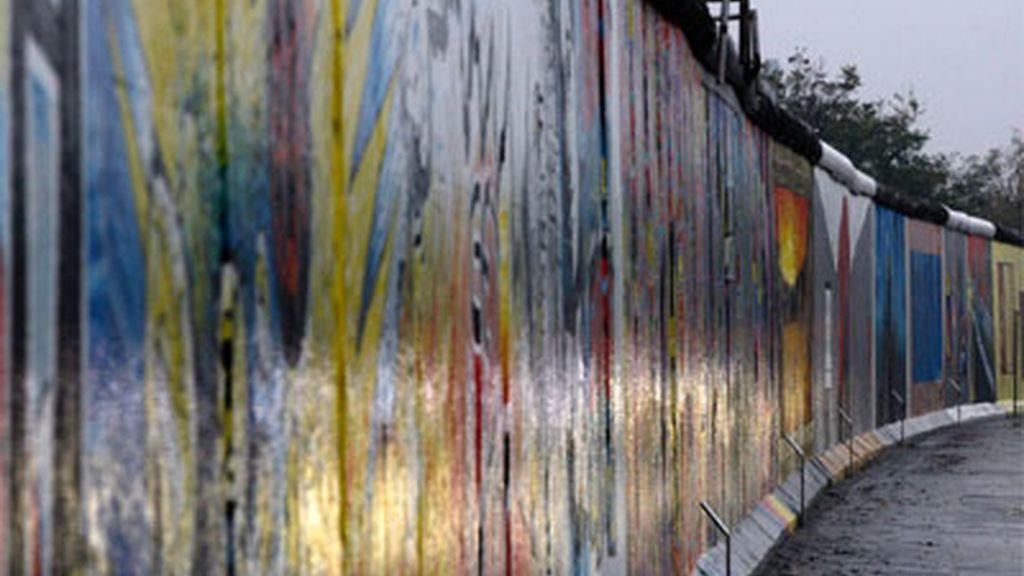 Vigésimo aniversario de la caída del muro de Berlín