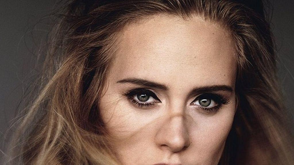 Adele supera el millón de ventas de su último disco