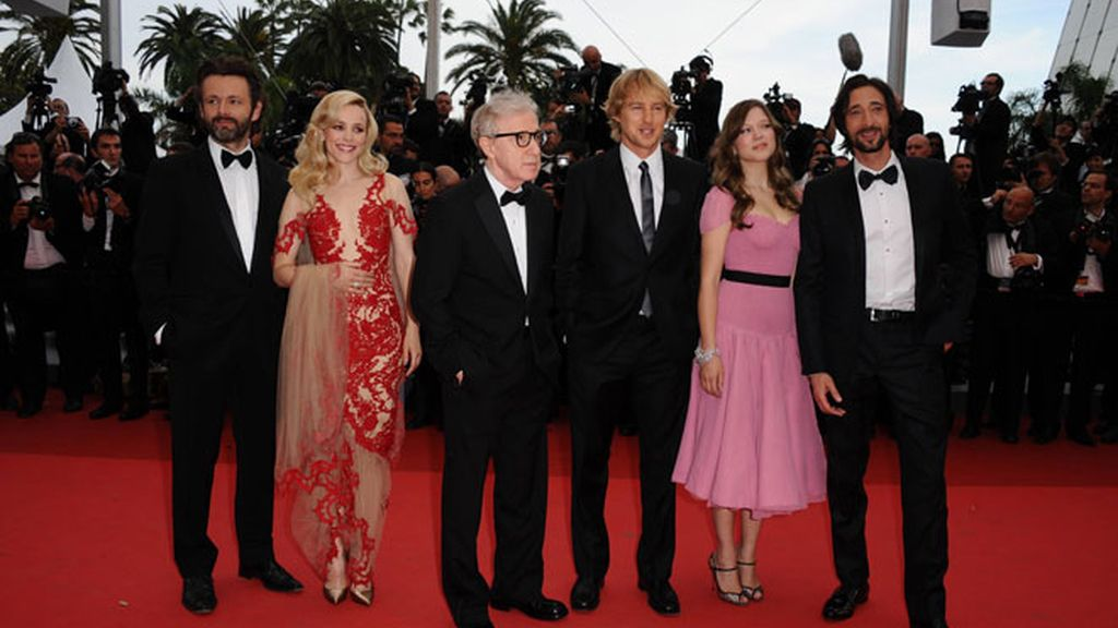 Cannes día 1 comienza el desfile