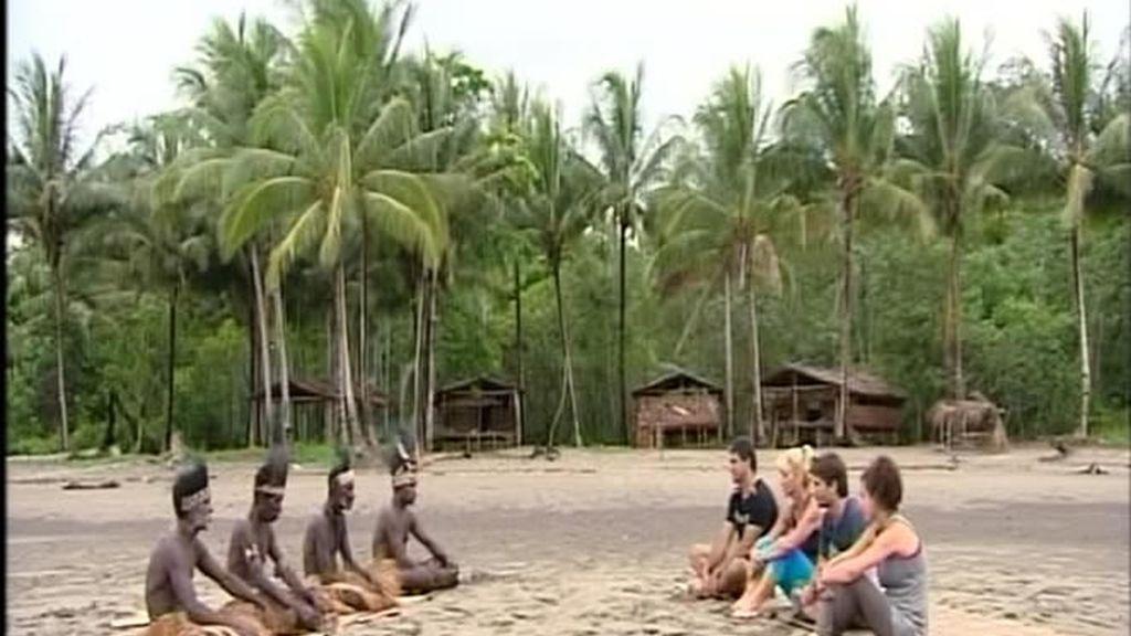 Las familias participan en sus primeros consejos tribales