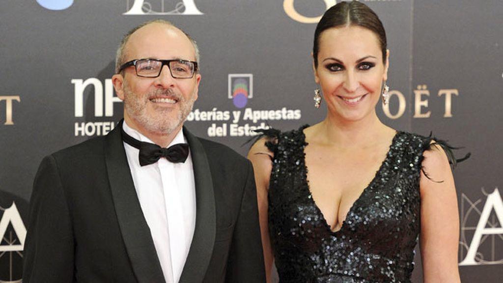 Ana Milán y Fernando Guillén Cuervo