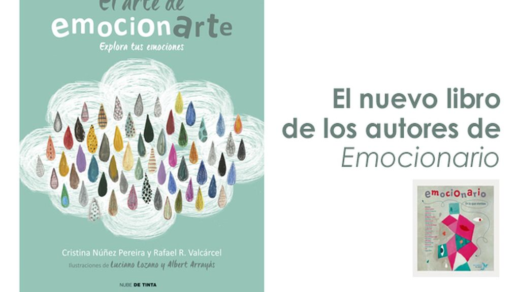 El arte de emocionarte de los autores de Emocionario