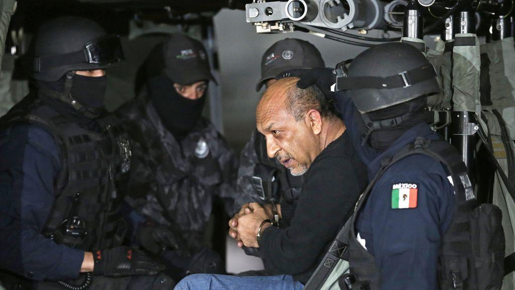 México explica que la Policía detuvo a 'La Tuta' tras seguir cuatro meses a uno de sus mensajeros