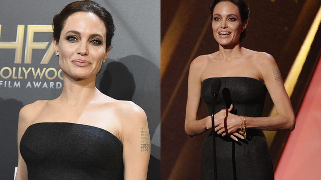 Angelina Jolie, espectacular como siempre