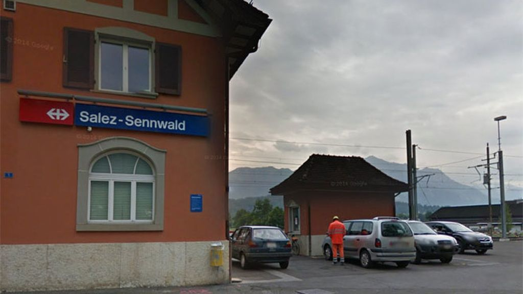 Al menos siete heridos en un ataque con un cuchillo en un tren en Suiza
