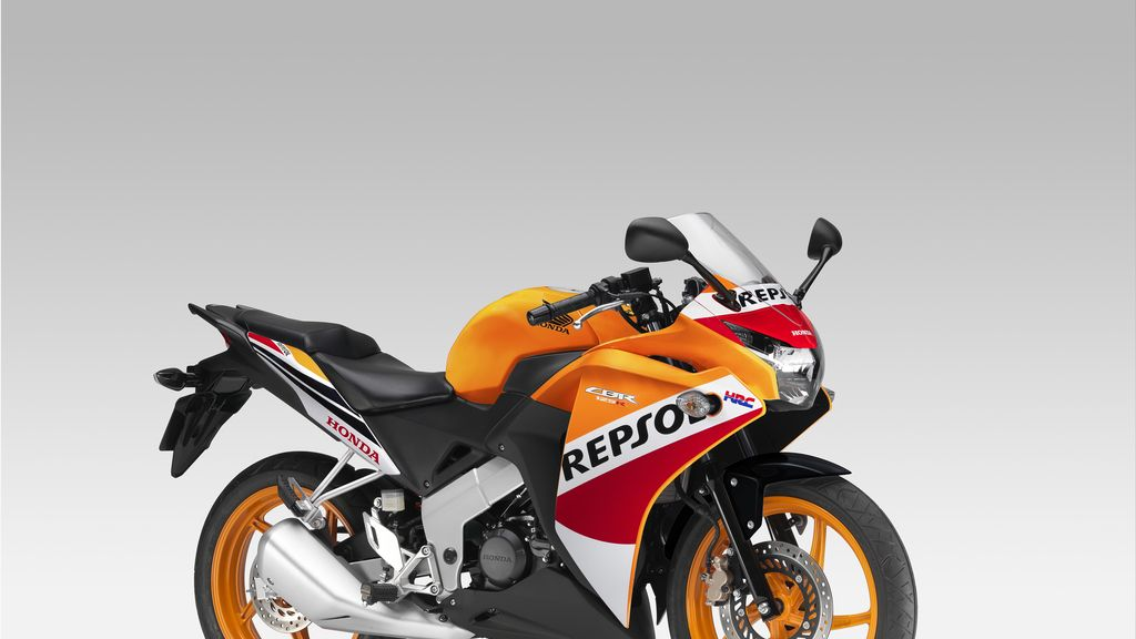 Concurso moto Honda CBR 125R