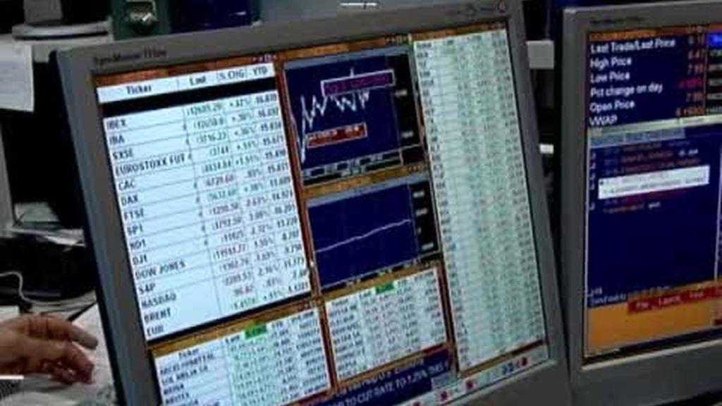 Recortes para los inversiones en Bolsa