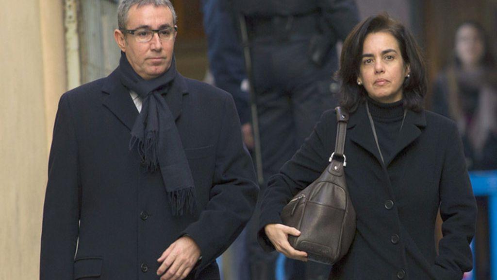 Diego Torres y Ana María Tejeiro