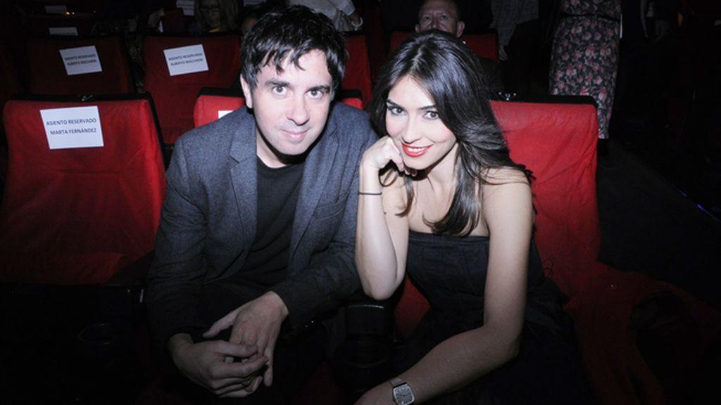 Eduardo Chapero-Jackson y Marta Fernández