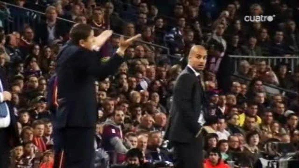 El desencuentro entre Guardiola y Garrido