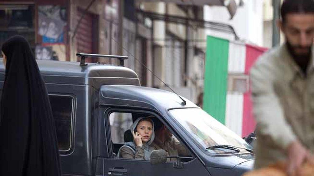 Las fotos de 'Un gran hombre en Teherán' y 'La estrella' de 'Homeland'