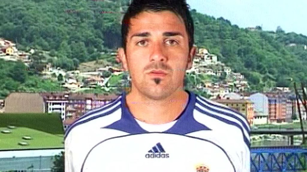 Última oferta del Real Madrid por David Villa