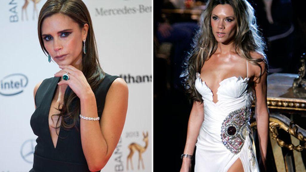 Victoria Beckham revela que llevaba implantes mamarios pero se los quitó
