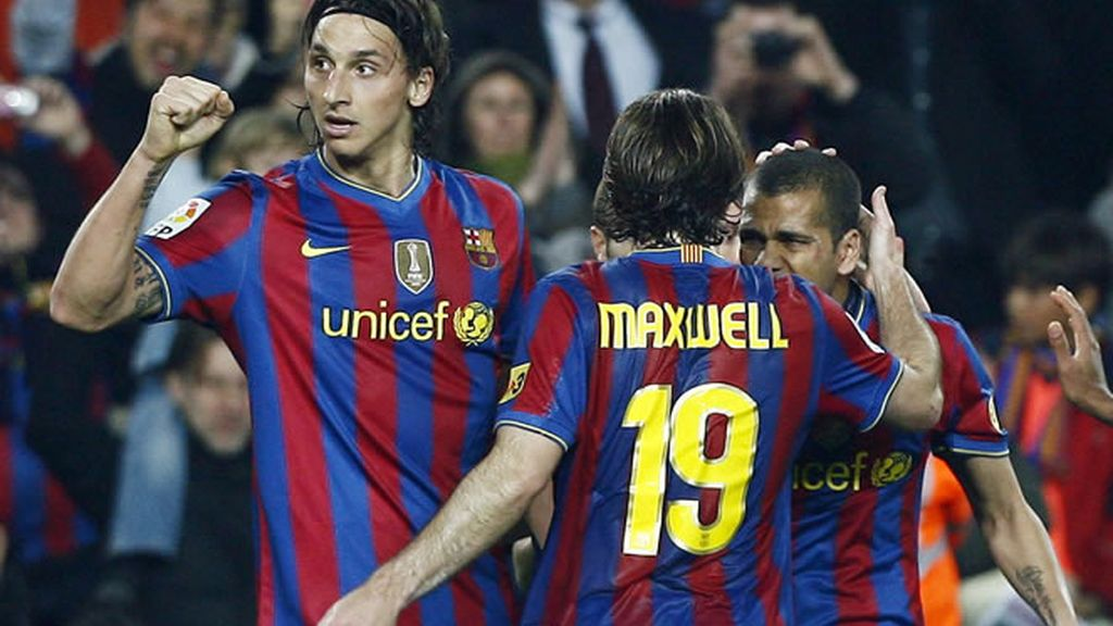 El Barça sacó tres puntos frente al Osasuna