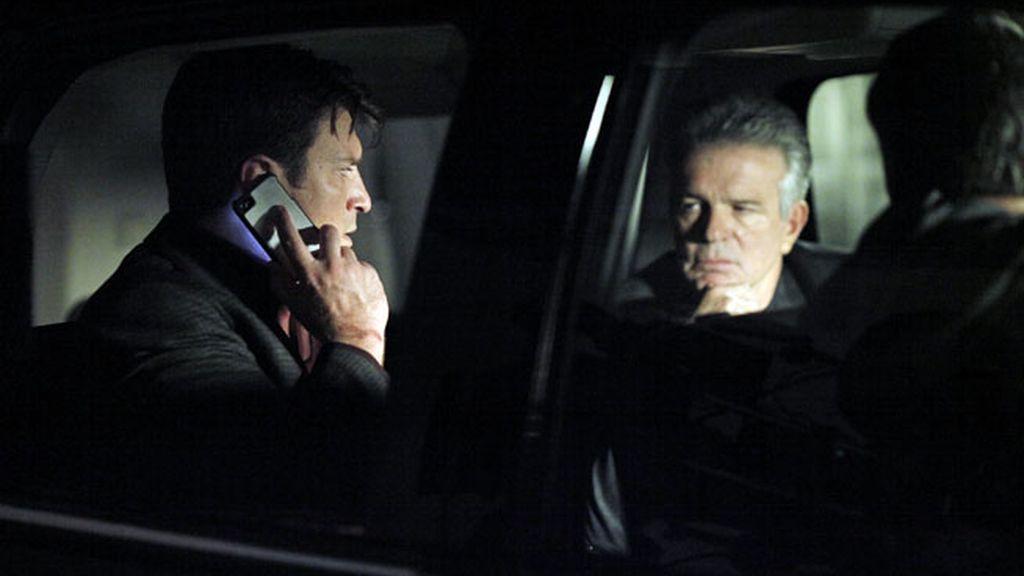 Las primeras fotos de Castle y Beckett en 'De madrugada' (T05xC08)