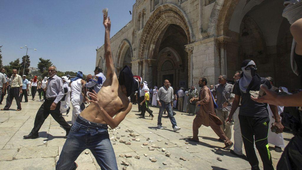 Los agentes israelíes podrán disparar a quienes realicen ataques con piedras