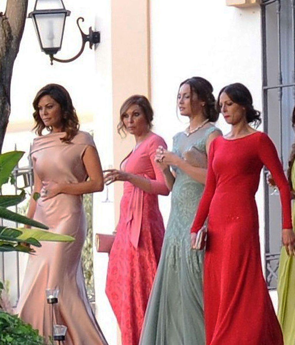 Eva González, María José Suárez y Raquel Rodríguez, muy guapas
