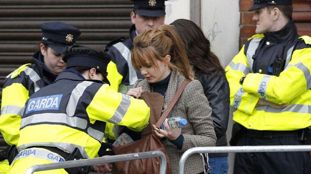 Irlanda extrema las medidas de seguridad ante la visita de Isabel II