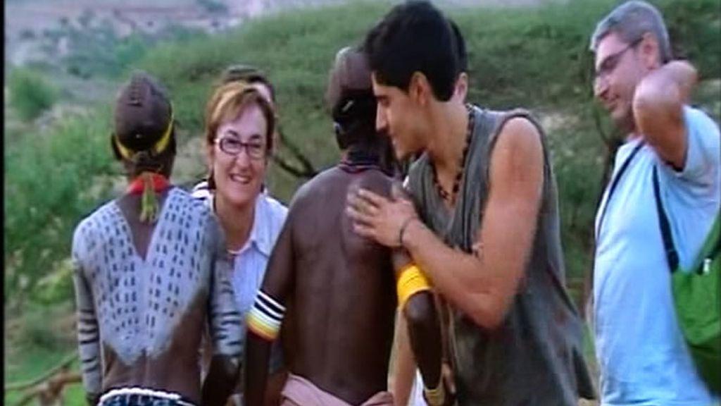 Los Rovira comienzan su aventura cambiando una de las costumbres de su tribu