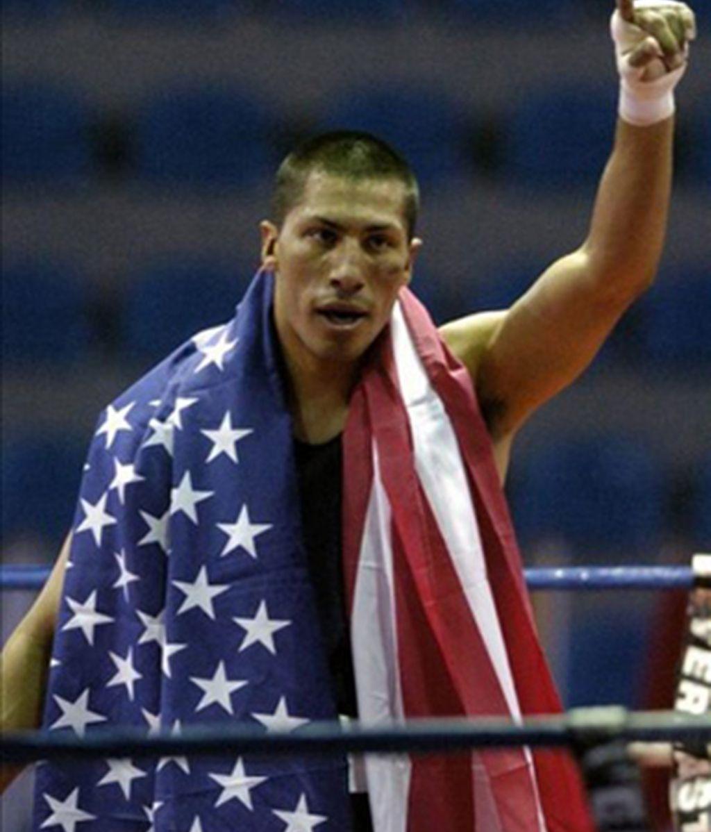 Shawn ganó al argentino Maderna y dio el primer triunfo a Estados Unidos