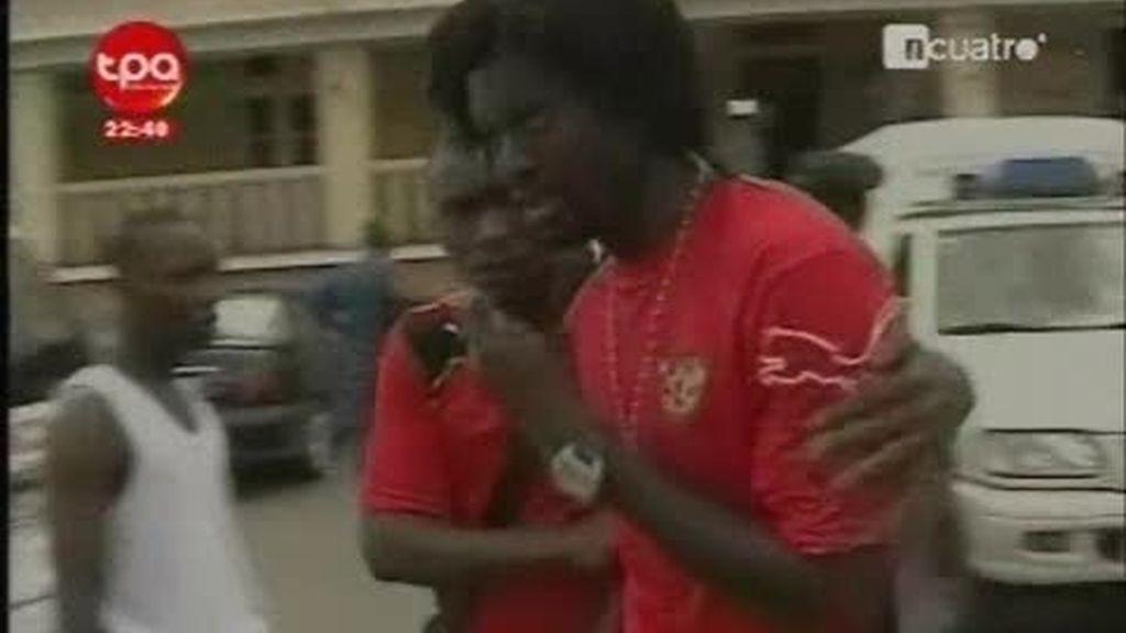 Togo se plantea su retirada de la Copa de África