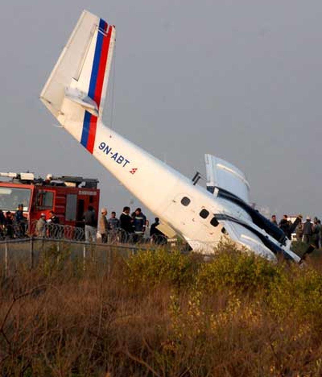 Accidente aéreo en Nepal