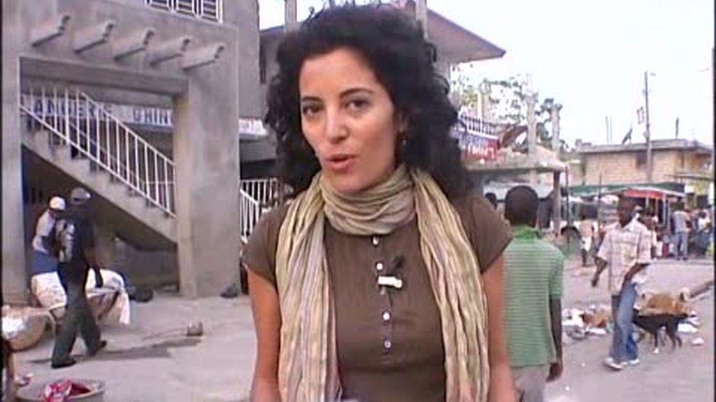 Réplicas del terremoto, continuas en Haití