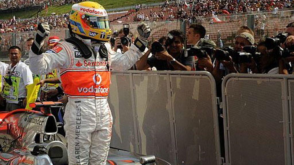 Otra pole más para Hamilton