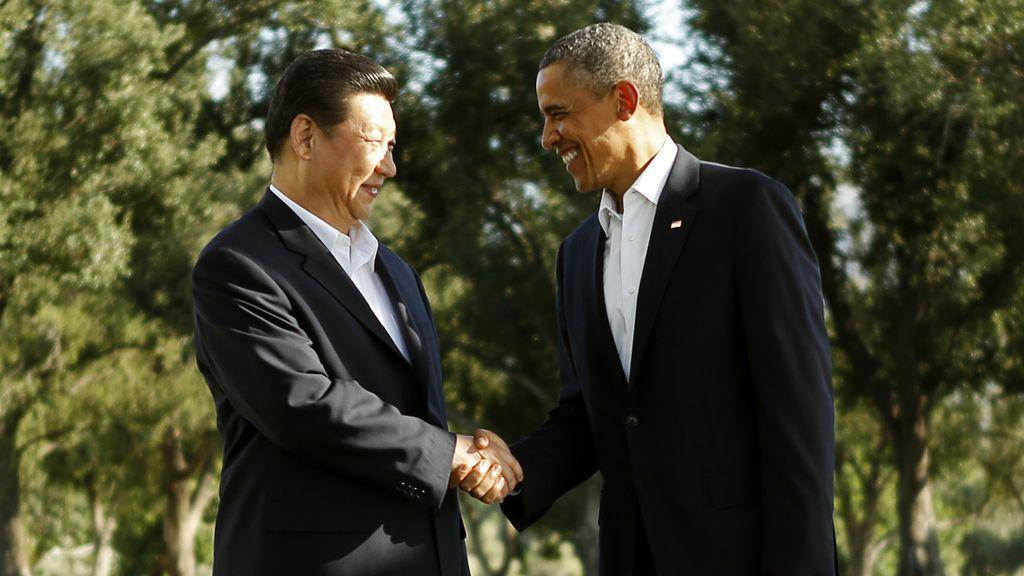Obama y Xi debaten sobre Corea del Norte o los ataques informáticos