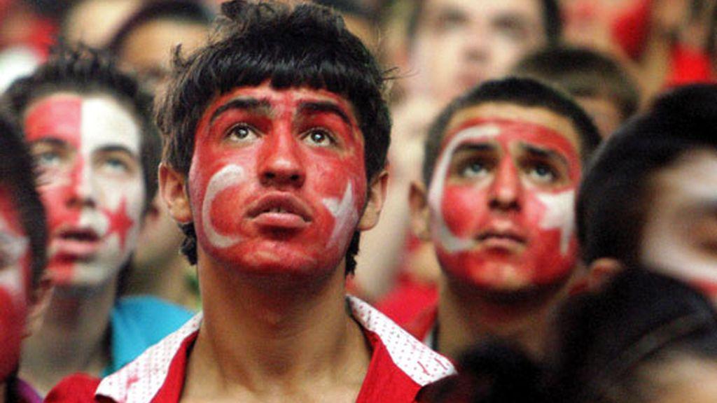 Turquía pierde frente a Portugal
