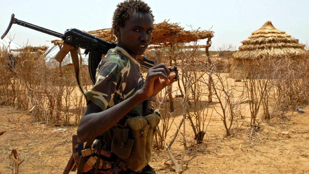 Violencia tribal en Sudán