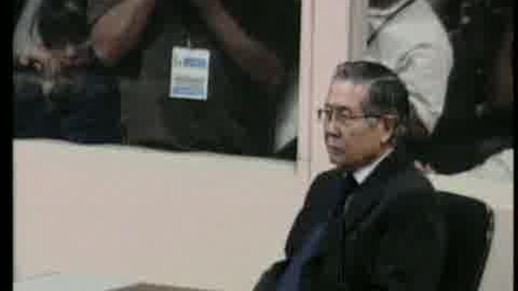 Fujimori condenado a 25 años de prisión