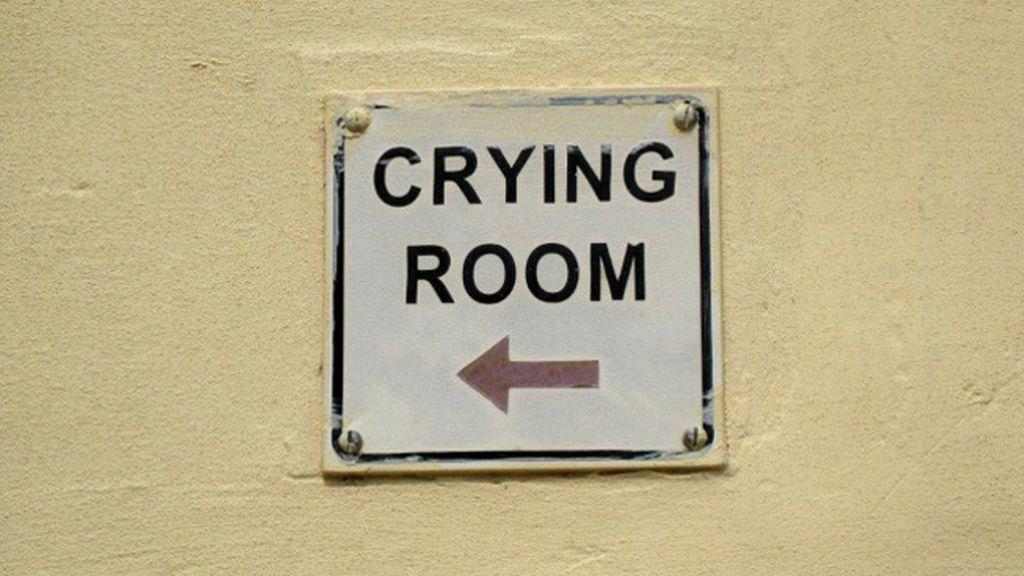 Habitación de llorar