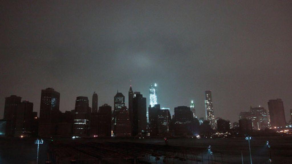 Manhattan, a oscuras