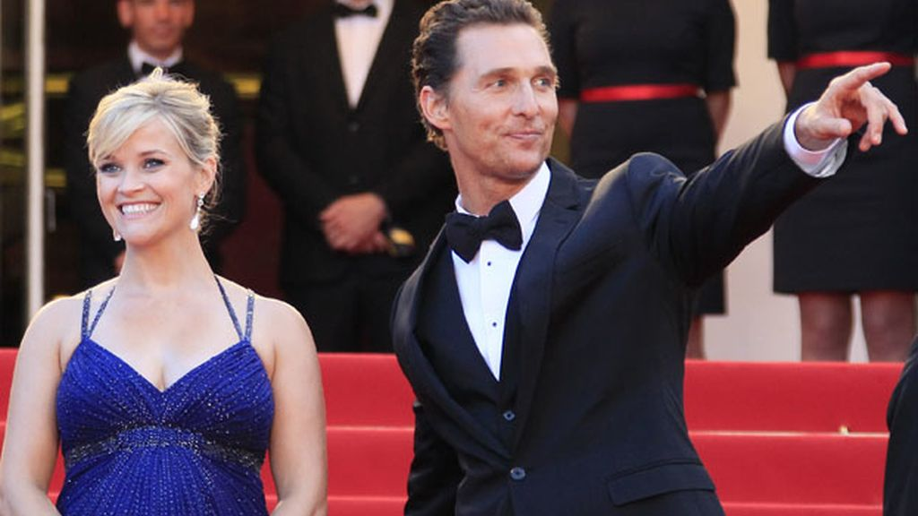 Reese Witherspoon y Matthew McConaughey