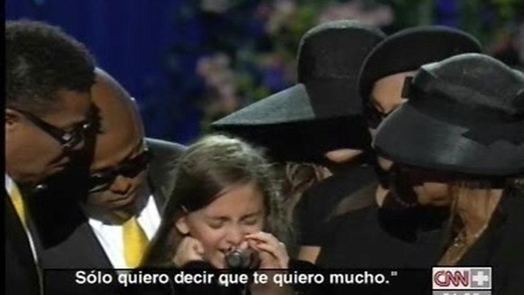 Un funeral digno del Rey del Pop